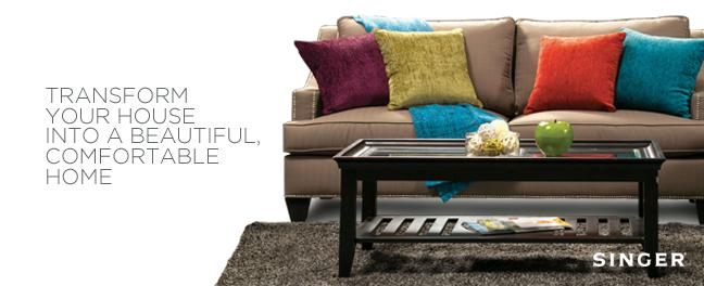 Singer Jamaica Living Furniture