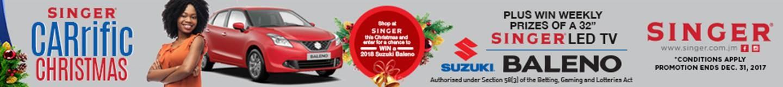 Singer CARific Christmas