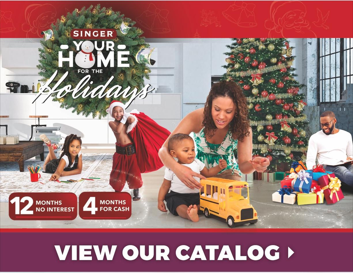 Singer Christmas Catalog 2017