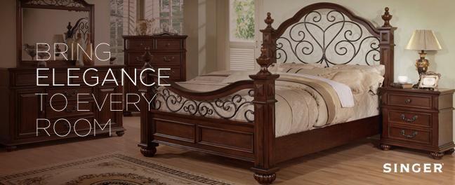 Singer Jamaica | Bedroom - Furniture