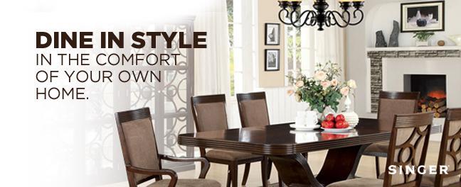 Singer Jamaica | Dining - Furniture