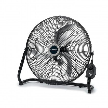 Lasko 20 inch Black Wall or Floor Fan